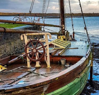 Kinvara, Ireland. Flickr:Richie M B