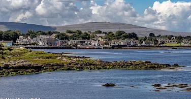 Overlooking Kinvara, County Galway, Ireland. Flickr:PapaPiper