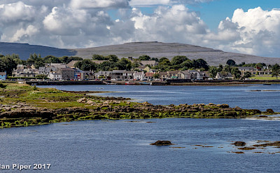 Overlooking Kinvara, County Galway, Ireland. Flickr:PapaPiper
