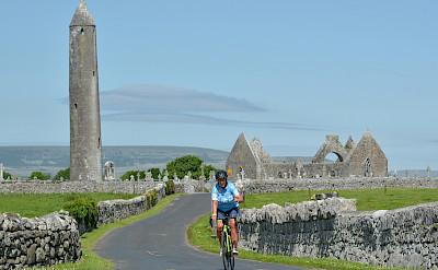 Tour de Burren in Ballyvaughan, Ireland. Flickr:Andreas Riemenschneider