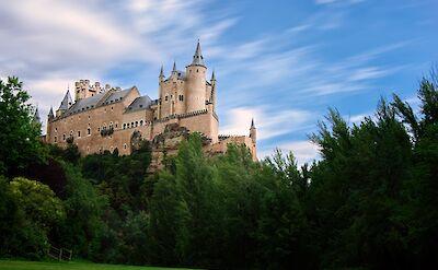 Alcázar de Segovia in Spain. Flickr:Jaime González