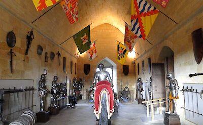 Alcázar de Segovia Castle in Spain! Flickr:santiago lopez-pastor