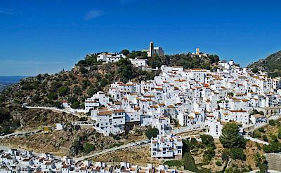 Casares, Málaga, Spain. Photo by Peter Walkley on Unsplash