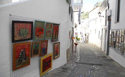 Casares, Spain. Flickr:felizfeliz