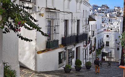 Vejer de la Frontera, Andalusia, Spain. Flickr:Jocelyn Erskine-Kellie