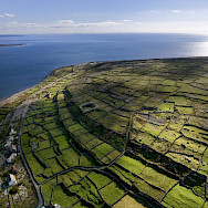 Aran Islands in County Galway, Ireland. Flickr:Devon Martin