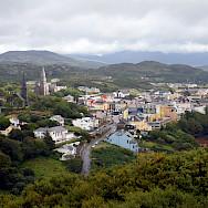 Clifden in County Galway, Ireland. Photo via Flickr:Bert Kaufmann