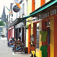 Bike rest in Clifden, county Galway, Ireland. Photo via Flickr:zenithe