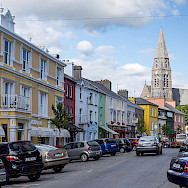 Main street in Clifden, Ireland. Photo via Wikimedia Commons:Joachim Kohler Bremen