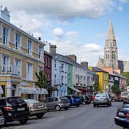 Main street in Clifden, Ireland. Photo via Wikimedia Commons:Joachim Kohler Bremen