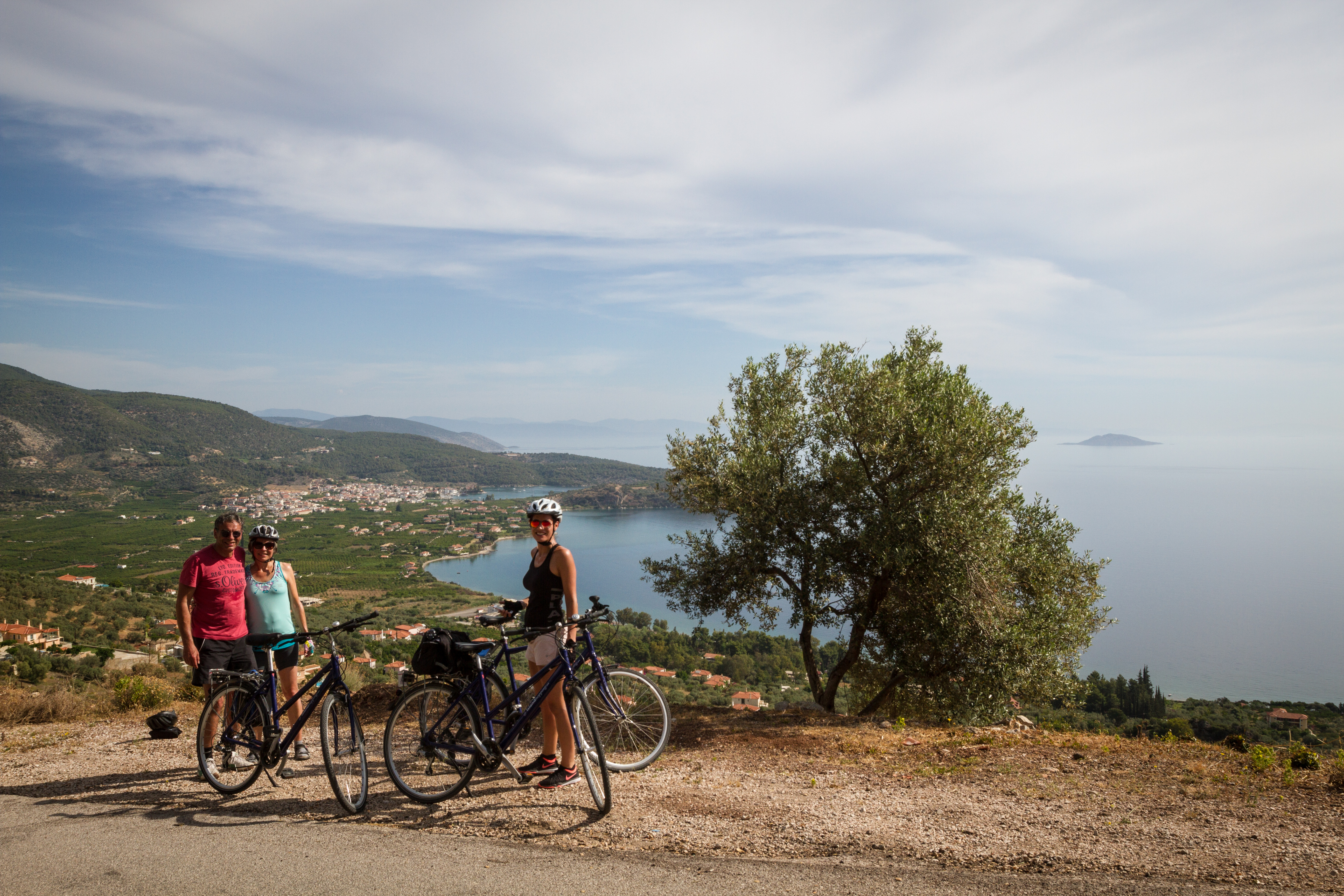 Greece Bike And Boat Tours