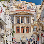 Grécia - Ilhas Cíclades Foto