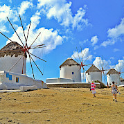 Cyclades Islands Photo