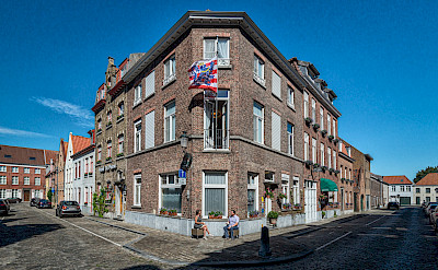 B&B Bariseele & Hotel Fevery in Bruges, Belgium.