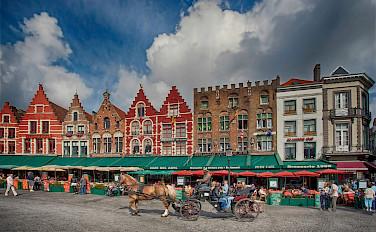 Around Romantic Bruges