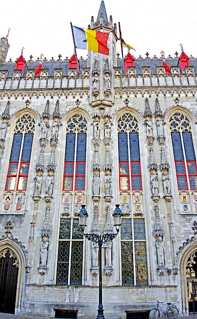 Great architecture in Bruges, Belgium. Flickr:Dennis Jarvis