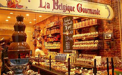 La Belgique Gourmande! Flickr:Jessica Gardner