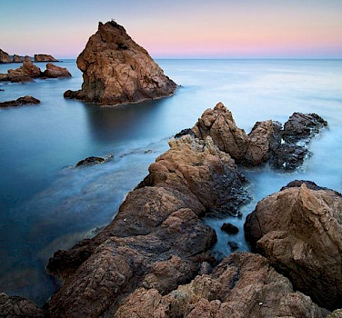 Cycle the Costa Brava in Spain! Photo via Creative Commons:a.m.rua