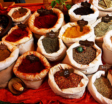 Spanish spices. Photo via Flickr:Carlos Matilla