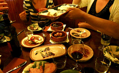 Tapas, of course! Photo via Flickr:Maxim303