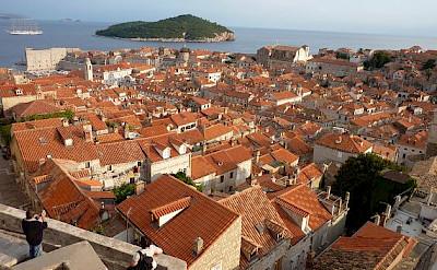 Old Town Dubrovnik, Croatia. Photo by Hubert Schledt