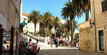 Korcula, Croatia. Photo via Flickr:Pero Kvrzica