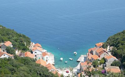Harboe in Lastovo, Croatia. Photo via Flickr:Adam Sporka