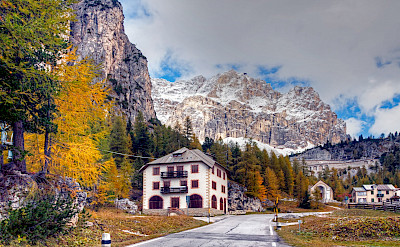 In the province of Belluno near Cortina d'Ampezzo, Italy. ©holland fotograaf
