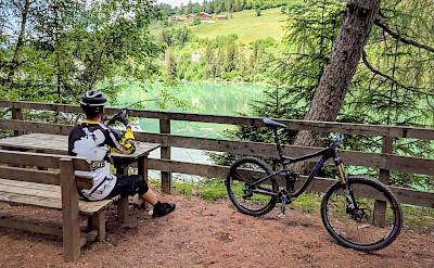 Brunico to Dobbiaco on the Dolomites to Venice Bike Tour. ©Rob Mills