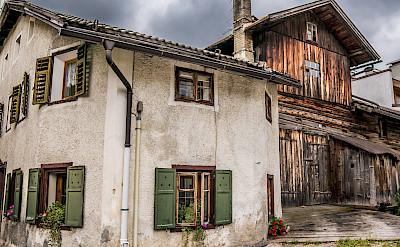 Toblach in province South Tyrol, region Trentino-Alto Adige, Italy. Photo via Flickr:Paolo Piscolla