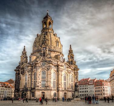 Dresden a Magdeburg