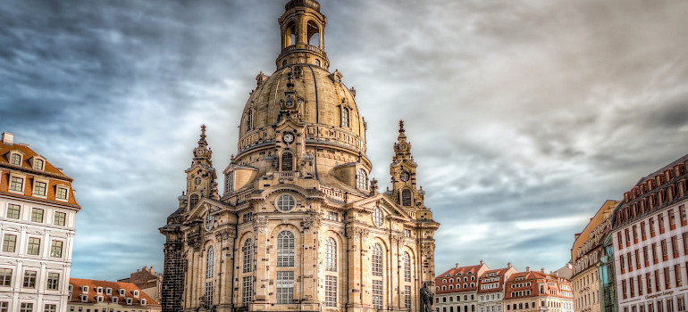 Dresden to Magdeburg
