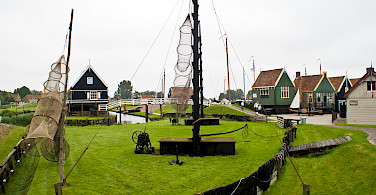 Enkhuizen in North Holland, the Netherlands. Photo via Flickr:piotr ilowiecki