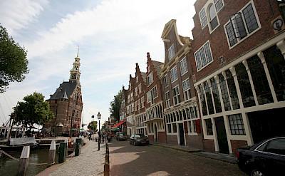 Bike tour through Hoorn, the Netherlands. Photo via Flickr:bert knottenbeld