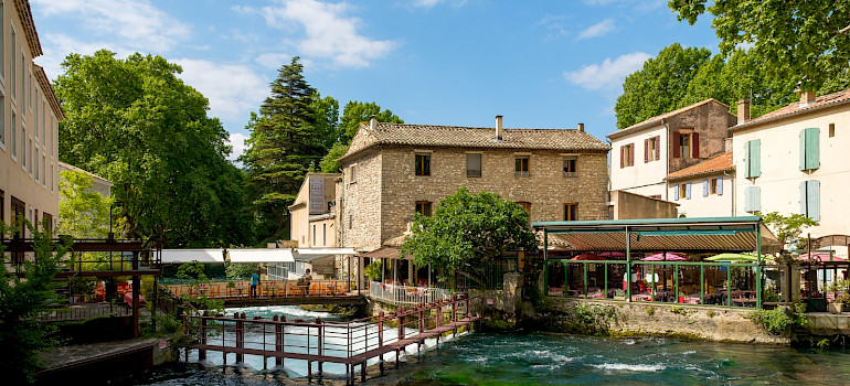 Famous Villages of Provence