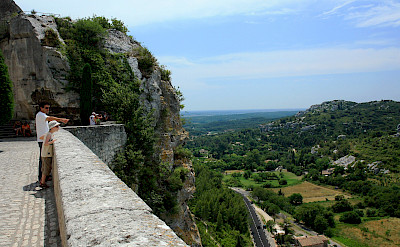 Great views of Les-Baux-de-Provence, France. Flickr:Andrea Schaffer