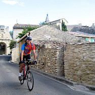 Road biking in the Provence region of France! Flickr:Steve Jurvetson