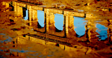 Colosseum in Rome, Italy. Enough said. Photo via Flickr:Moyan Brenn