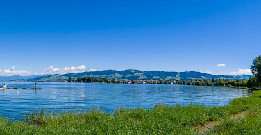 Arbon along the southern shore of Lake Constance, Switzerland. Photo via Flickr:alexanderk
