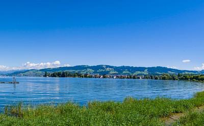 Arbon along the southern shore of Lake Constance, Switzerland. Photo via Flickr:alexanderk