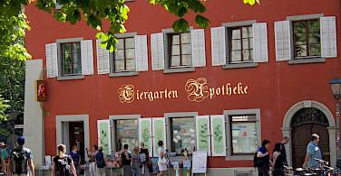 Sightseeing in Kreuzlingen in canton Thurgau, Switzerland. Photo via Flickr:Patrick Nouhailler