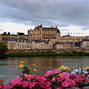 Amboise along the Loire River, France. Flickr:Angelo Brathot