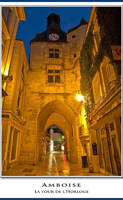 Town of Amboise, France. Flickr:@lain G