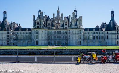 Château de Chambord in France. Flickr:Milestone Rides