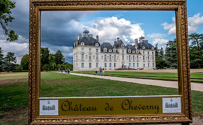 The Classical Château de Cheverny in the Loire Valley, France. Flickr:Shadowgate
