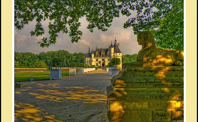 Château de Chenonceau, Loire Valley, France. Flickr:@lain G