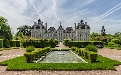 Château de Cheverny in the Classical architecture style. Loire Valley, France. Flickr:Benh LIEU SONG