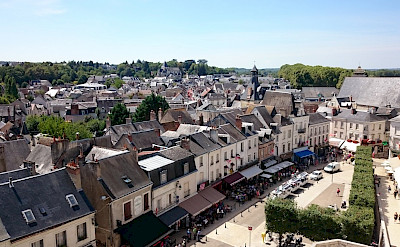 Amboise, once the home of French royalty is now a quaint village in the Loire Valley, France. Flickr:Moto Itinerari