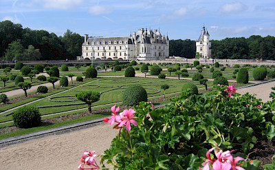Château de Chenonceau on the Cher River. Photo courtesy TO