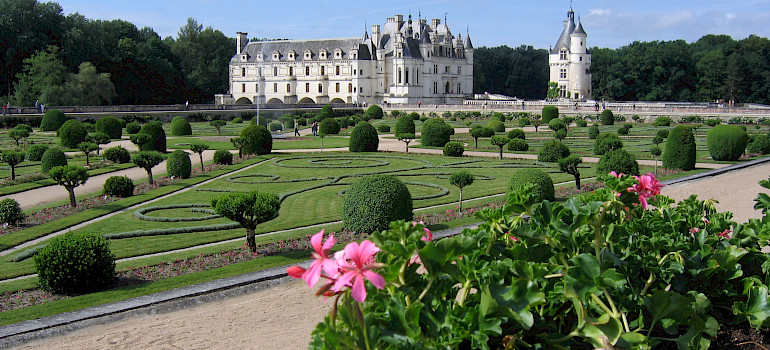 Chateau de Chenonceau. Photo courtesy of LVT.